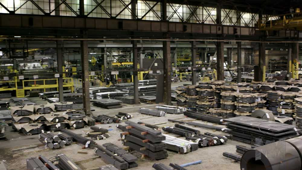 materials list, tooling, stamping, heat treating, machining, laser cutting